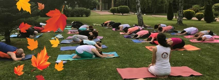 Йога уикенд семинар